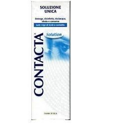 CONTACTA SOLUZ UNICA ISOT 100ML - DISPOSITIVO MEDICO