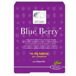 BLUE BERRY 120 CPR NEW NORDIC