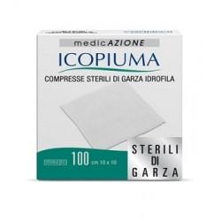 GARZE ICO 2704 10X10 100PZ