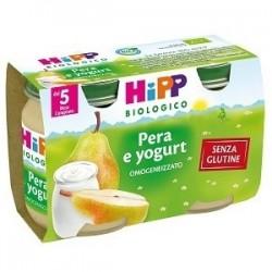 HIPP MERENDA PERA YOGURT 2X125G