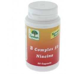 B COMPLEX 50 NIACINA 50CPS NAT P