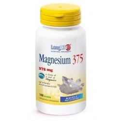 MAGNESIUM 100TAV 375MG LONG LIFE