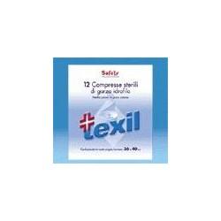 GARZE TEXIL STER 10X10X100 SAF - DISPOSITIVO MEDICO