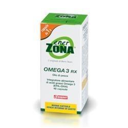 ENERZONA OMEGA 3 RX  48CPS