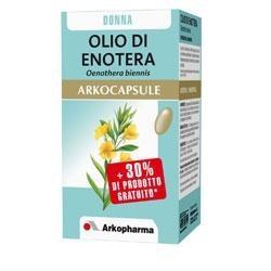 ARKOCAPSULE-OLIO ENOTERA 60PRL