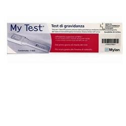 MY TEST HCG RAPID TEST GRAV 1PZ - DISPOSITIVO MEDICO