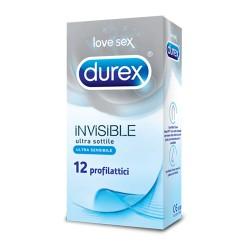 DUREX PROFIL INVISIBLE 12PZ - DISPOSITIVO MEDICO