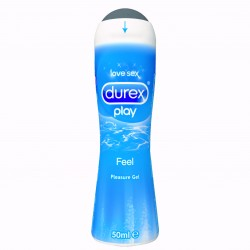 DUREX TOP GEL FEEL 50ML - DISPOSITIVO MEDICO