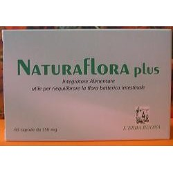NATURAFLORA PLUS 60CPS