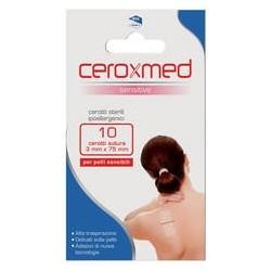 CEROXMED-CEROTTO SUTURA 3X75 - DISPOSITIVO MEDICO