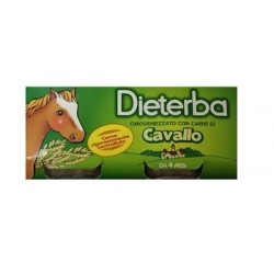 DIETERBA OMO CAVALLO 80X3