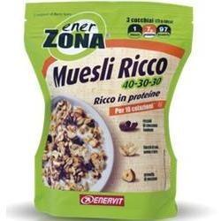 ENERZONA MUESLI RICCO 40-30-30