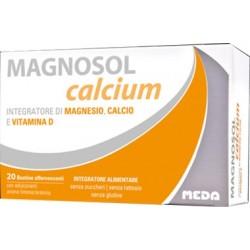 MAGNOSOL CALCIUM 20BUST EFFERV