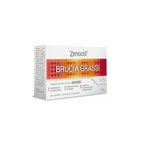 ZENOCTIL XLS BRUCIA GRASSI 60CPR