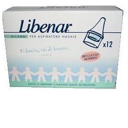 LIBENAR ASPIRATORE NAS FILT 12PZ - DISPOSITIVO MEDICO