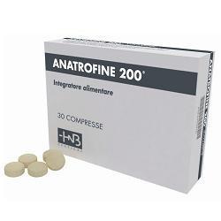 ANATROFINE 200 30CPR 800MG