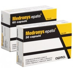 AQMA MEDRONYS EPATO 60CPS