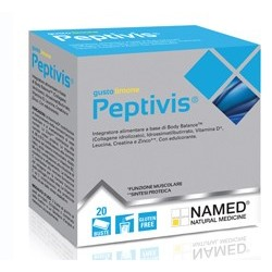 PEPTIVIS LIMONE 20BUST