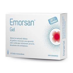 EMORSAN GEL 10F MONODOSE - DISPOSITIVO MEDICO - DISPOSITIVO MEDICO