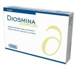DIOSMINA-COMPLEX 15CPS AMNOL
