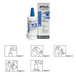 HYLO COMOD GTT IALUR 0,1% 10ML - DISPOSITIVO MEDICO