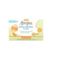 APROPOS GOLA DEFENS ARANC S/Z
