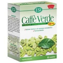 CAFFE VERDE 500MG 60 OVALET ESI