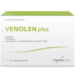 VENOLEN-PLUS INTEG 20 CPR