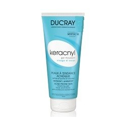 DUCRAY-KERACNYL GEL DET 200ML