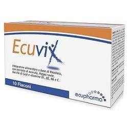 ECUVIX 10FLAC 10ML